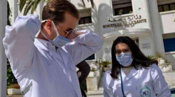تونس تسجل ارتفاعاً قياسياً في إصابات كورونا