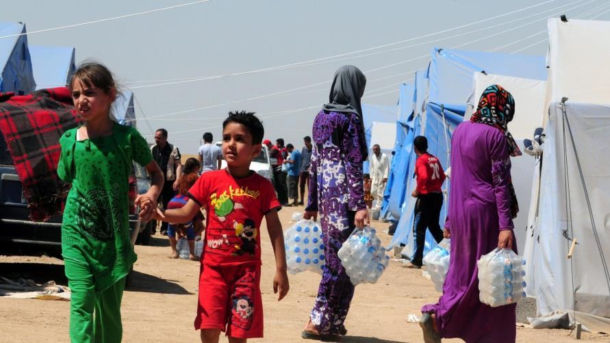 الأمم المتحدة: فرار آلاف المدنيين من تلعفر