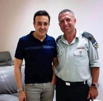 ردّ صابر الرباعي على اتهامه بالتطبيع مع إسرائيل