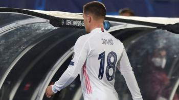 ماركا: ريال مدريد يوافق على إعارة لوكا يوفيتش إلى آينتراخت فرانكفورت