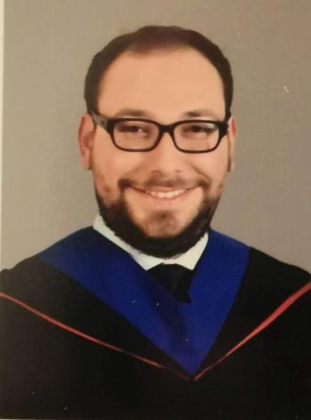 الدكتور بشار فودة ..  مبارك التخرج