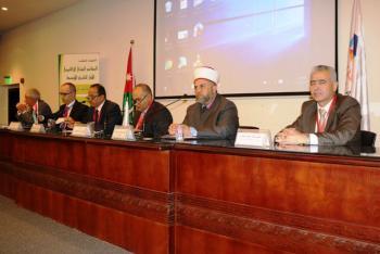 انطلاق فعاليات مؤتمر الحروب والنزاعات المسلحة وتأثيرها على البيئة