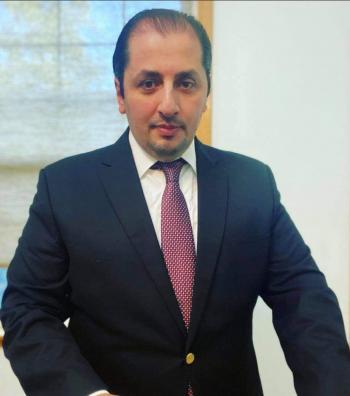 الدكتور عدي موسى النبهان ..  مبارك