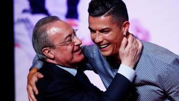رئيس ريال مدريد يكشف بعض أسرار سانتياغو برنابيو ويتحسر على رحيل رونالدو