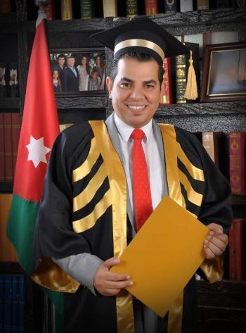 ايوب ابو غريقانة مبارك التخرج