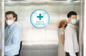 ما هو احتمال التقاط عدوى كورونا في المصعد؟