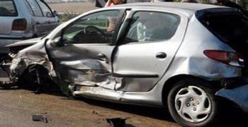 7 اصابات بحادث تصادم في جرش