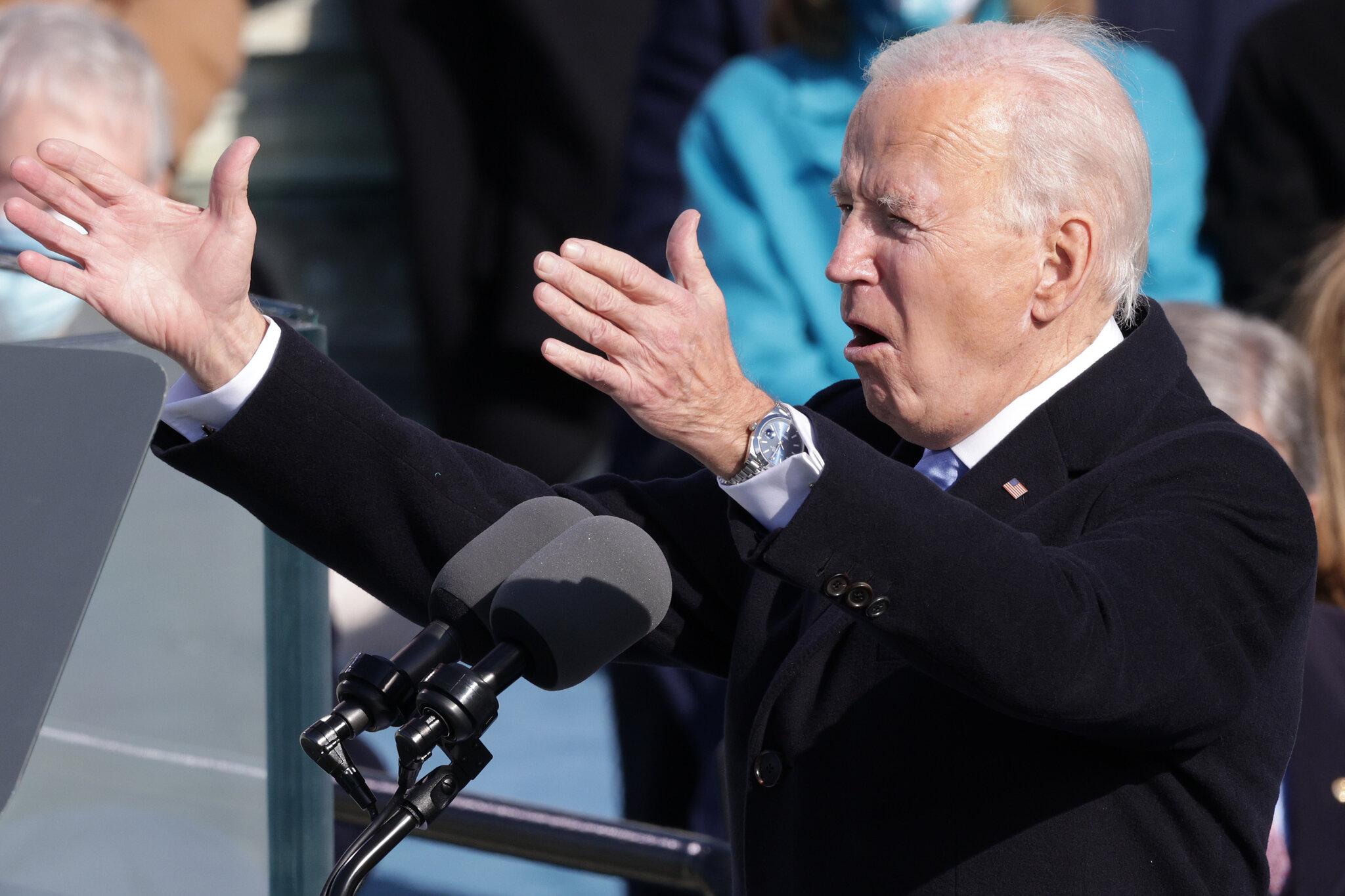 لماذا يتحدث الجميع عن ساعة الرئيس الجديد بايدن؟