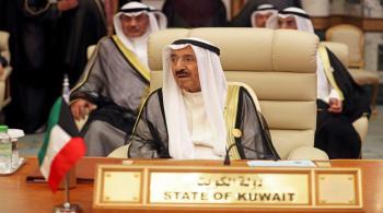 أمير الكويت يصل الولايات المتحدة لاستكمال العلاج