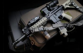 10,000 بندقية أمريكية جديدة من نوع M4 للاردن (فيديو)