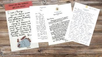 أبرز الرسائل التي تركها رؤساء أميركا لخلفائهم