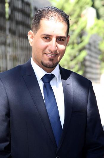 الدكتوراه لـ صهيب علي الهروط