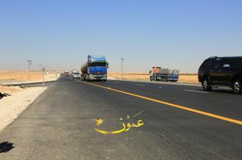 إنهاء العمل بعدد من التحويلات والجسور على الصحراوي