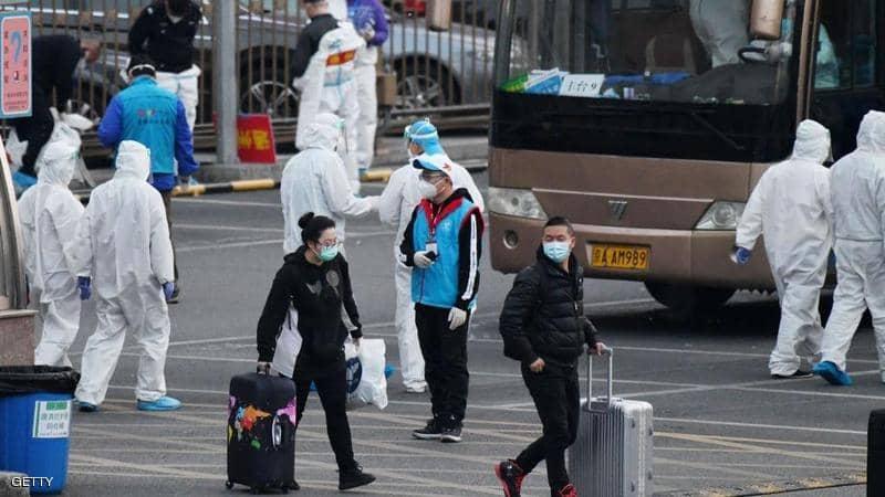 بكين تسجل حالة كورونا واحدة لقادمة من الاردن