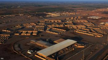 قصف صاروخي يستهدف قاعدة عسكرية شمال بغداد