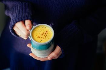 الحليب الذهبي ينبوع الصحة والعافية