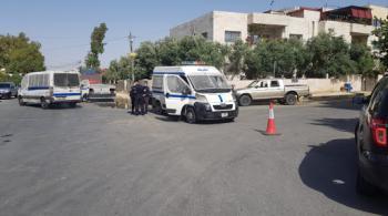 عزل منزل مصابة بكورونا في عين الباشا