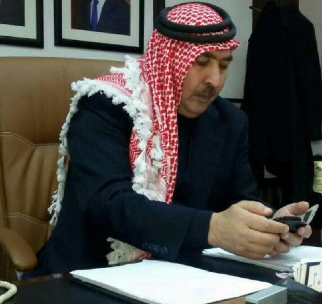 محمد بركات الطراونة