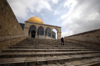 فلسطين تطالب بحماية دولية للمقدسات في القدس وبمقدمتها الأقصى