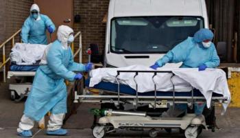 أميركا: 288 وفاة جديدة بفيروس كورونا خلال 24 ساعة