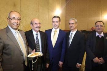 جاهة آل أبوصالح وآل المواجدة