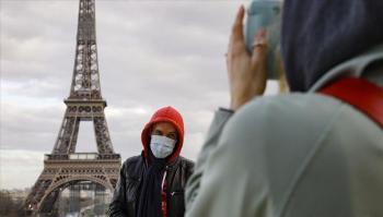 فرنسا تسجل 162 وفاة و41622 إصابة جديدة بكورونا