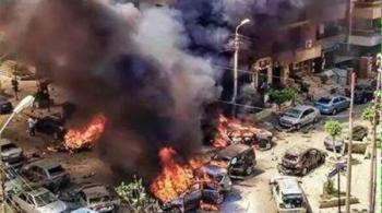 انفجار يستهدف النائب العام المساعد في القاهرة