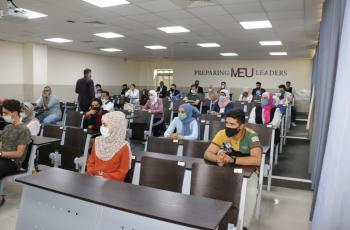 ارشيدات يشيد بإجراءات الشرق الأوسط لإنجاح امتحان المحامين المتدربين