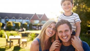 نصائح لمساعدة زوجك ليكون أباً رائعاً