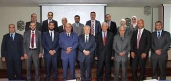 أبوغزاله يترأس اجتماع جمعية المحاسبين القانونيين