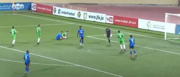سحاب يحتج: نادي الجليل اشرك 12 لاعبا في لحظة من لحظات المباراة