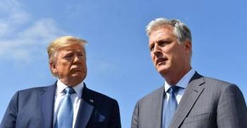 إصابة مستشار الأمن القومي الأمريكي بكورونا ولا خطر على ترامب