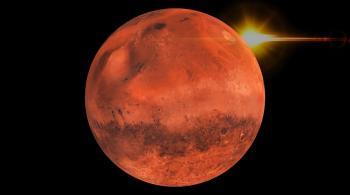 اكتشاف 3 بحيرات ماء سائل تحت سطح القطب الجنوبي في المريخ