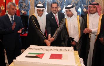 السفارة الأردنية في قطر تحتفل بعيد الاستقلال الواحد والسبعين