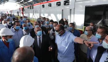 مصر تبعث برسالة صارمة في كارثة حوادث القطارات