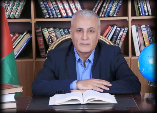الناطق الاعلامي باسم وزارة التربية والتعليم عبدالغفور القرعان