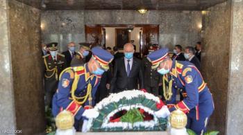 نجل عبد الناصر يروي كواليس زيارة رئيس تونس لضريح والده