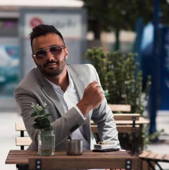 حسين العياصرة ..  مبارك مناقشة مشروع التخرج