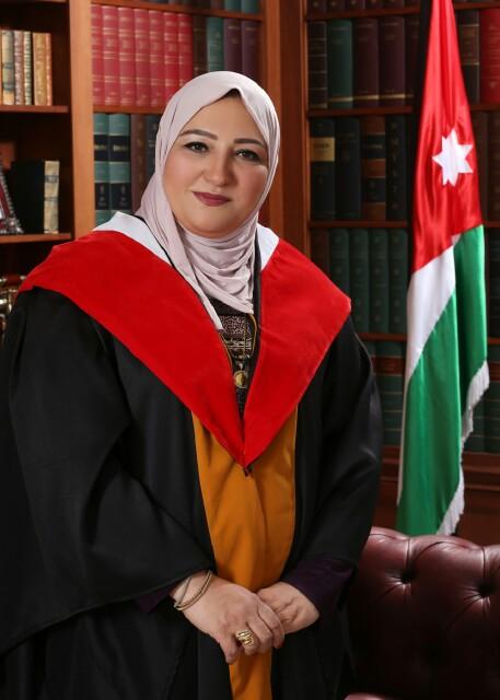 الدكتورة ميساء نصر الرواشدة