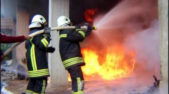 182 حريقا في الأردن الاثنين