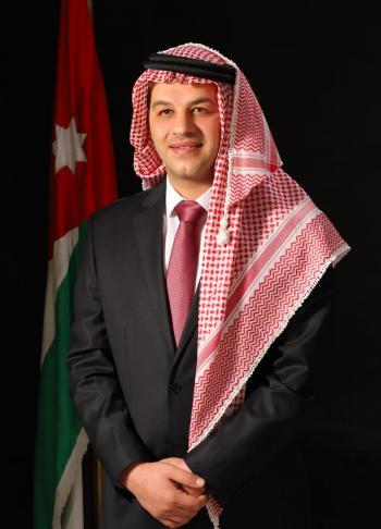احمد محمد ناصر الدغمي ..  مبارك الدكتوراه