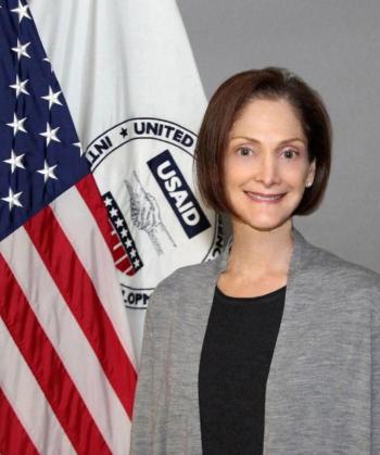 كارلين مدير جديدة لبعثة الوكالة الأمريكية للتنمية الدولية في الأردن