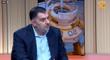 البطاينة غاضبا عبر التلفزيون الأردني: أرقامك من فيسبوك