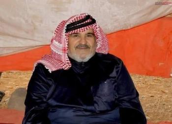 وزير الثقافة ينعى مؤسس فرقة معان للفنون الشعبية أبوخالد