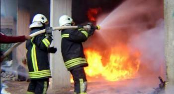 115 حريقا في الأردن الاحد