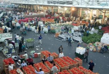 اربد: احتجاجات بشأن اضافة محال جديدة بسوق الخضار المركزي