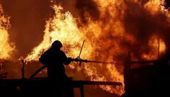275 حريقا في عمان الاحد