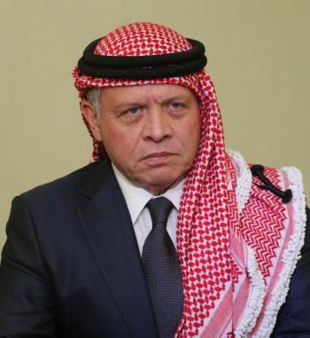 الملك يعزي الرئيس المصري بوفاة المشير طنطاوي