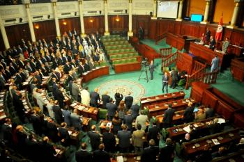 تونس: الوزراء المقترحون من رئيس الحكومة ينالون ثقة البرلمان