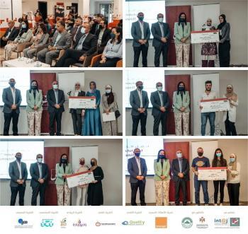 أورنج الأردن تدعم مسابقة ض للمحتوى الرقمي العربي
